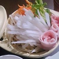 簡単♪さっぱり野菜緑茶鍋♡ #創味 #創味シャンタンDX #シャンタン鍋