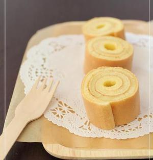 ホワイトデー☆パンケーキの生地deプチバームクーヘンのレシピ