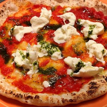 久しぶりのピザ作り!・・・東京銀座イタリア料理・家庭料理教室