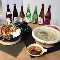 日本酒とお鍋を美味しく楽しむ女子会~♪