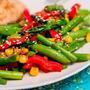 野菜が主役!たっぷり食べたい彩り野菜