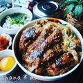 韓国レシピ色々❤と、炊飯器で1発⁉ピリ辛韓国風炊き込みビビンバと焼肉チキン♪