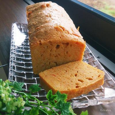 バターナッツかぼちゃのパウンドケーキ