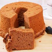失敗率0.1% 初めてのチョコレートシフォンケーキの作り方【初心者必見!】