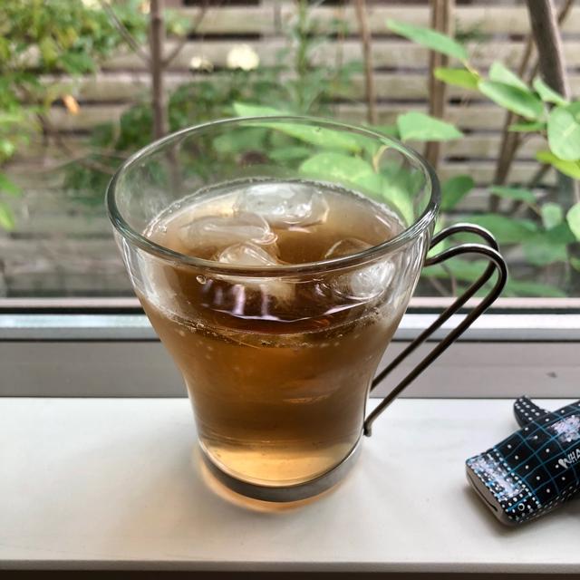 大学院とドクダミ茶