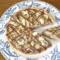 お豆腐・おから・豆乳を使ったココアバナナタルト