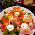 ひな祭りに可愛いお寿司特集♡弁当にも♡