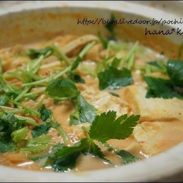 ピリ辛でまろやか♪お手軽「豆乳湯豆腐」レシピ