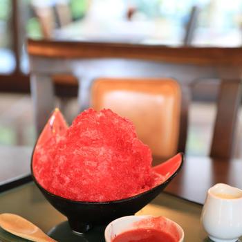 5月23日に十三軒茶屋 千田店がオープン!カップオブエクセレントとかき氷を頂く