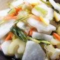 ■簡単5分でお漬物【半端野菜のカンタン酢漬け】爽やかレモン味です。