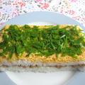 <イギリス料理・レシピ> すしケーキ【Sushi Loaf】