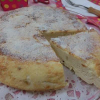 小麦粉砂糖不使用☆ 隠し味に味噌♪ 炊飯器でおからパウダーでチーズケーキ