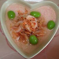 桜えびの豆腐とリダインスタ3回目