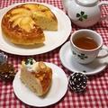 炊飯器で簡単♡HMでアップルケーキ by とまとママさん