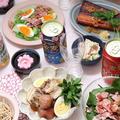 「大根と豚ばら肉の梅煮」とお野菜たっぷりお料理の日