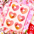 桜のリキュールゼリー♡ by Lau Ainaさん