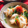 お鍋で簡単!手羽元とお野菜の煮込みスープ(動画有) by Misuzuさん