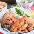ホロホロ台湾風フライドチキンと本格参鶏湯<BRUNO>マルチ圧力クッカー