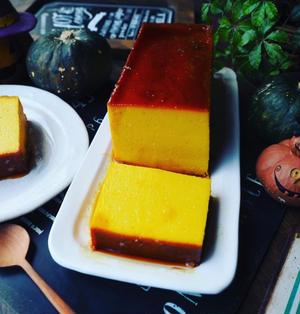 ハロウィンにもかぼちゃレシピ色々❤️とこれめちゃめちゃ美味しいよ!クリームチーズかぼちゃプリン♪