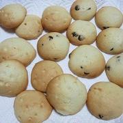 サクサククッキーを焼きました~  3個目のかぼちゃ収穫~