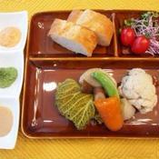 シンプル野菜ポトフ