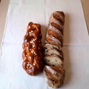 発酵種法で本格手ごねパン