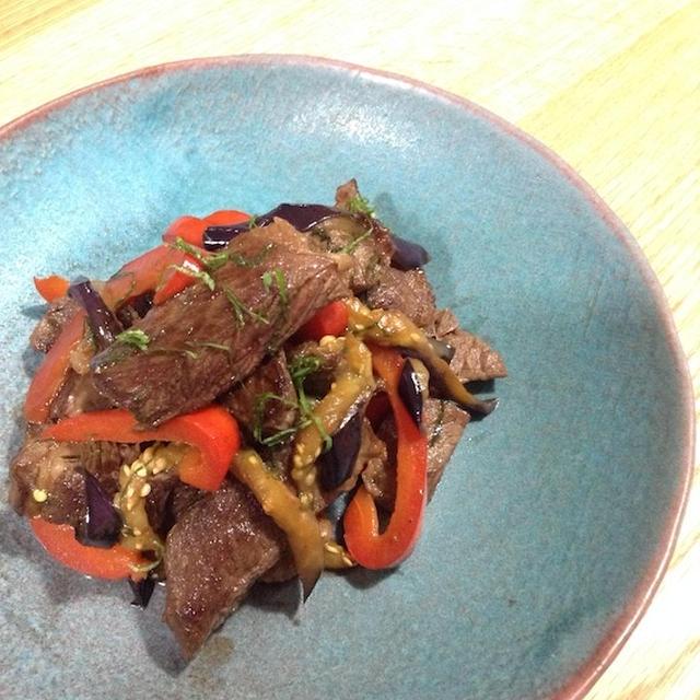 牛肉の食卓出現率を上げる 「大葉を使った和風ステーキ」