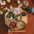 春にオススメ!ベジモザイク弁当や薬膳朝ごはんも♪