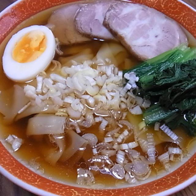 ピラピラ麺