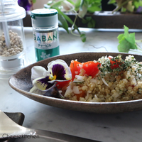 つぶつぶキヌアのグレインズサラダ