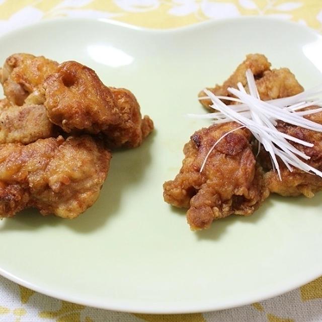 鶏のから揚げの甘酢あんかけ 調理時間15~30分