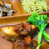 鮭のハーブソテー☆トマトバルサミコソース