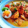 【圧力鍋カレー】鶏胸肉カレー(動画レシピ)/Chicken breast curry with pressure cooker.