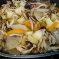 ヤマキ基本のだしで♡しょうが根菜きのこ鍋