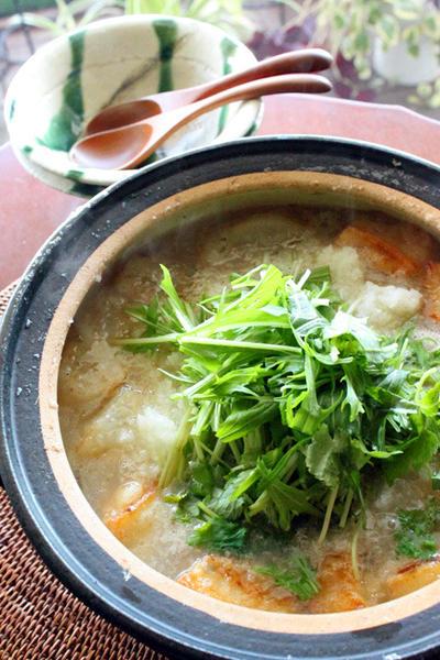 『みぞれ鍋』でほっこり♡胃に優しいヘルシー鍋レシピ10選
