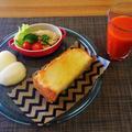 天然酵母食パン☆活躍シーンが多いよ☆鶏胸肉レンジ蒸しdeサラダチキン♪☆♪☆♪