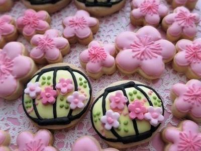 >楽しいひな祭り * アイシングクッキー by nanakoさん