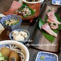 ◆カンパチトロ刺身にカンパチ煮つけ♪ムロアジたたきのおうちごはん♪ by fellowさん