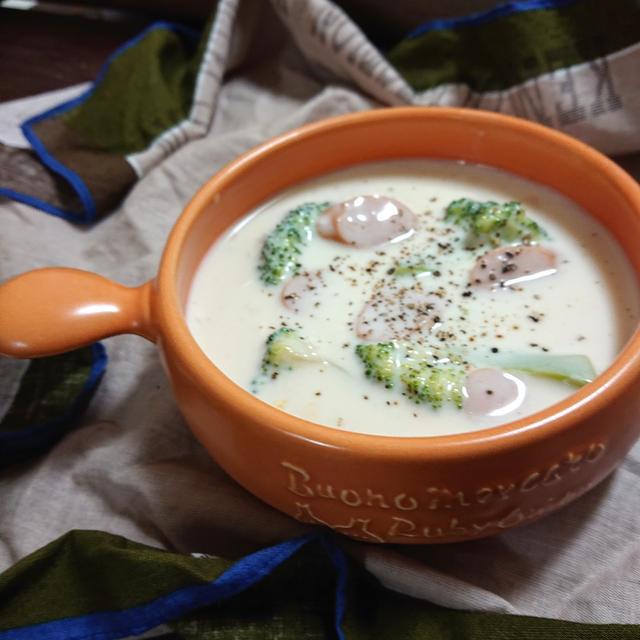 ブロッコリー スープ