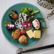 今日は和食の日☆フォトジェニックなおにぎりで和のワンプレート
