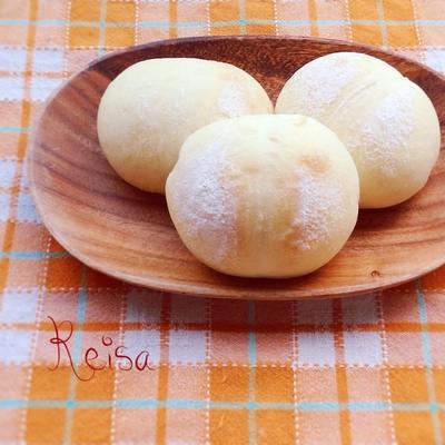 しっとり♡ミルク白パン