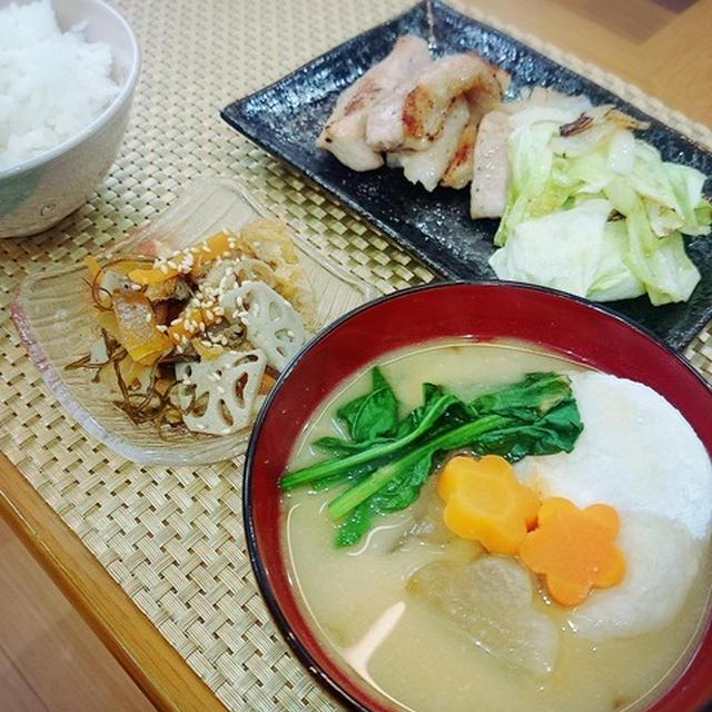 徳島のお雑煮♪