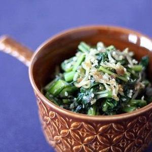 ごはんと一緒にお野菜も♪小松菜で作るおすすめ「ふりかけ」レシピ