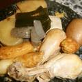 鶏の骨付き肉(ドラムスティック)や鶏手羽のおでん by Cookieさん