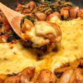 鶏肉の甘辛炒め「タッカルビ」