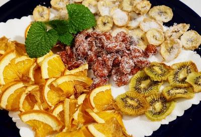 ■【見事当選!!フィリップス ノンフライヤープラスで 凝縮された旨味が味わえるドライフルーツ&ドライトマトのセット】です♪