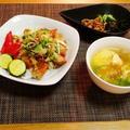 ひつまぶし風の薬味たっぷり蒲焼鶏丼♪~♪ by みなづきさん