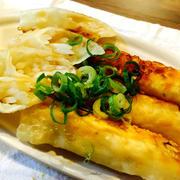 モヤシ巻き中華餃子