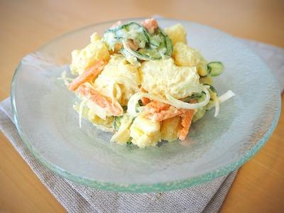 レシピ:我が家のポテトサラダ