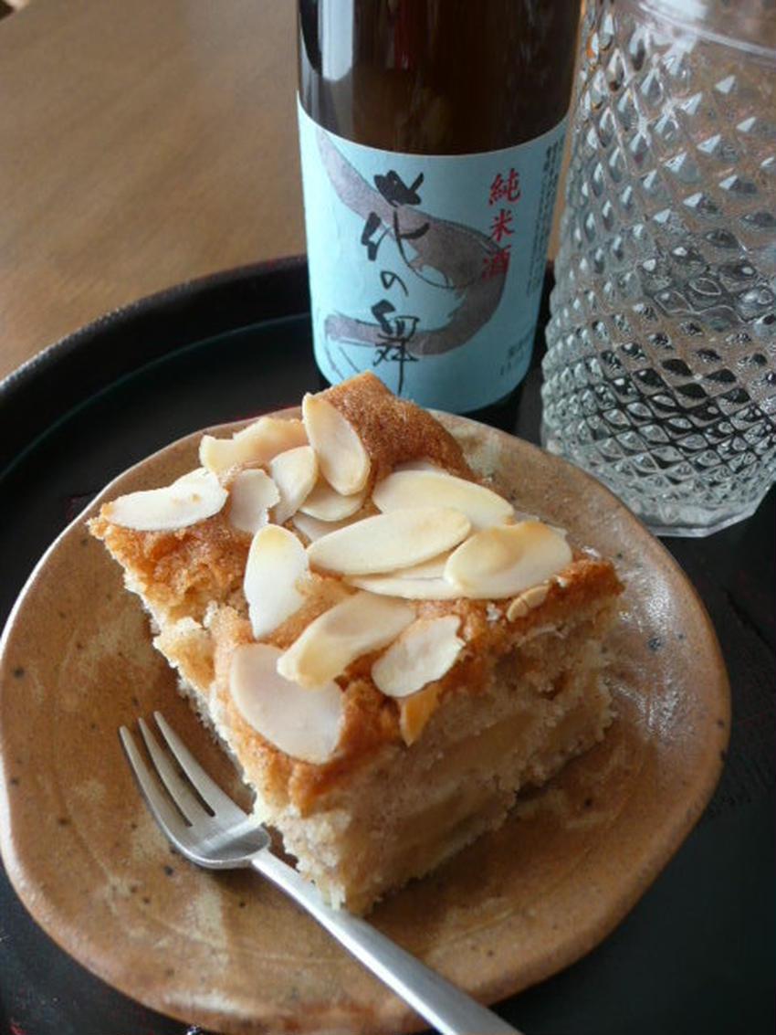 父の日に、日本酒を使ったケーキで日ごろの感謝を伝えてみませんか?